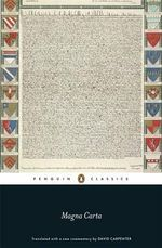 Magna Carta : Penguin Classics - David Carpenter