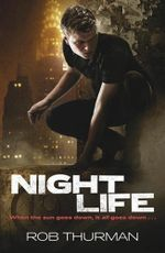 Nightlife : Cal Leandros Novel Volume 1 - Rob Thurman