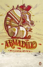 Armadillo : Penguin Street Art - William Boyd