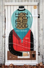 How to be Good : Penguin Street Art - Nick Hornby