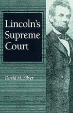 Lincoln's Supreme Court :  Simplified Tai Chi for Health & Longevity - David M. Silver