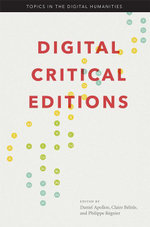 Digital Critical Editions