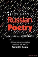 Contemporary Russian Poetry : A Bilingual Anthology