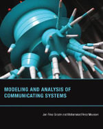 Modeling and Analysis of Communicating Systems - Jan F. Groote