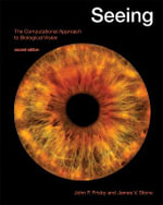 Seeing : The Computational Approach to Biological Vision - John P. Frisby