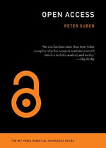 Open Access - Peter Suber