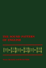 The Sound Pattern of English - Noam Chomsky