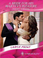 Bride for His Majesty's Pleasure - Penny Jordan
