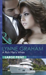 A Rich Man's Whim - Lynne Graham