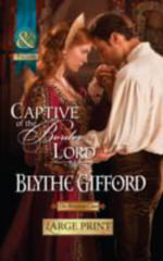 Captive of the Border Lord - Blythe Gifford