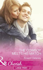 The Cowboy Meets His Match - Roxann Delaney