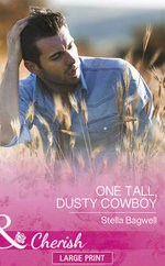 One Tall, Dusty Cowboy - Stella Bagwell