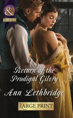 Return of the Prodigal Gilvry - Ann Lethbridge
