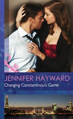 Changing Constantinou's Game - Jennifer Hayward