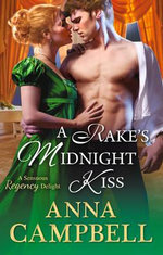 A Rake's Midnight Kiss : The Sons of Sin - Anna Campbell