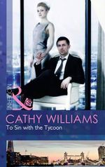 To Sin with the Tycoon : Mills and Boon Modern - Cathy Williams