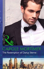 The Redemption of Darius Sterne - Carole Mortimer