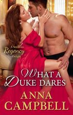 What a Duke Dares : The Sons of Sin - Anna Campbell