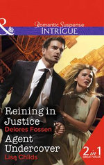 Reining in Justice : Mills & Boon Intrigue - Delores Fossen