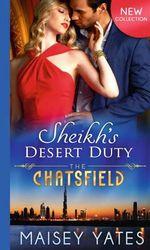 Sheikh's Desert Duty - Maisey Yates