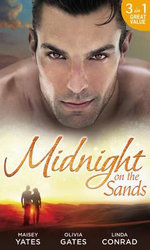 Midnight on the Sands - Maisey Yates
