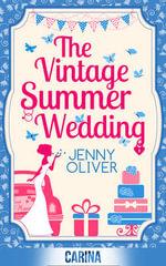 The Vintage Summer Wedding - Jenny Oliver