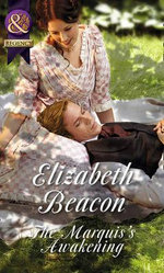 The Marquis's Awakening : Mills & Boon Largeprint Historical - Elizabeth Beacon