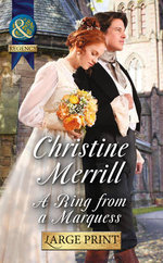 A Ring from a Marquess : The De Bryun Sisters - Christine Merrill