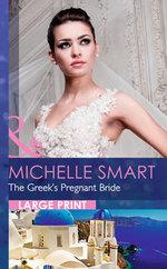 Greek's Pregnant Bride - Michelle Smart