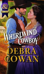 Whirlwind Cowboy - Debra Cowan