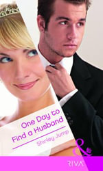 One Day to Find a Husband : Harlequin Romance - Shirley Jump