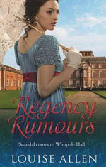 Regency Rumours - Louise Allen