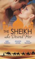 The Sheikh Who Desired Her - Abby Green