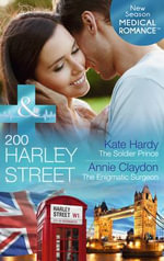 200 Harley Street : The Soldier Prince - Kate Hardy