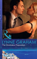 The Dimitrakos Proposition - Lynne Graham