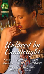 Unlaced by Candlelight - Carole Mortimer