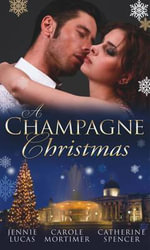 A Champagne Christmas - Jennie Lucas