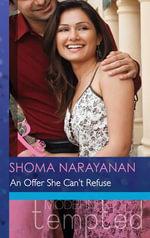 An Offer She Can't Refuse : Mills & Boon Modern Tempted - Shoma Narayanan