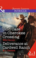 Cold Case in Cherokee Crossing - Rita Herron