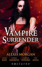 Vampire Surrender - Alexis Morgan