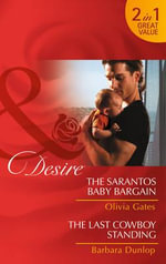 The Sarantos Baby Bargain - Olivia Gates