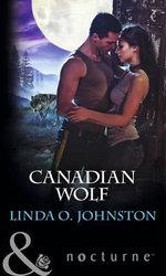 Canadian Wolf - Linda O Johnston