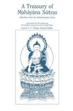 A Treasury of Mahayana Sutras : Selections from the Maharatnakuta Sutra