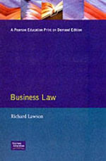 Business Law : For Business and Marketing Students - Peter William Dawson Redmond