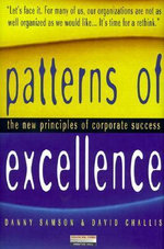 Patterns of Excellence - Danny Samson