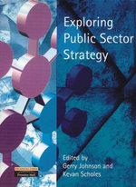 Exploring Public Sector Strategy