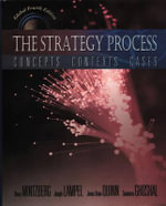 The Strategy Process: Global Edition : Concepts, Contexts, Cases