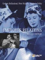 Employee Relations - Graham Hollinshead