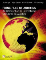 Principles of Auditing : An Introduction to International Standards on Auditing - Roger Dassen