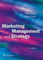 Marketing Management and Strategy - Peter Doyle